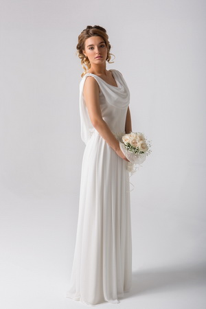 L'AVETIS | ANNA | Wedding Dresses in Barcelona | Spain