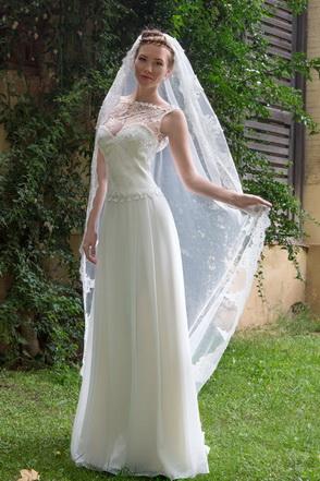 Vestido de novia Aitana by L'AVETIS