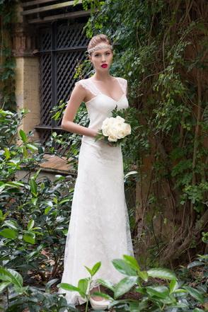 Vestido de novia Cameron by L'AVETIS