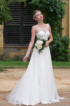 Vestido de novia Ekaterina by L'AVETIS