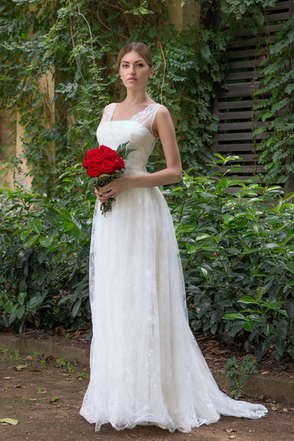 Vestido de novia Kourtney by L'AVETIS