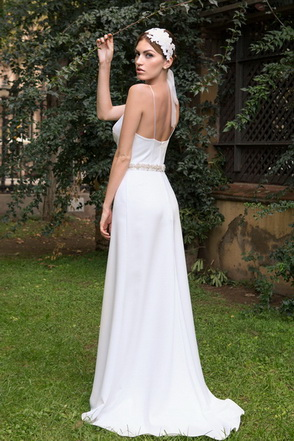 Vestido de novia Ksenia by L'AVETIS