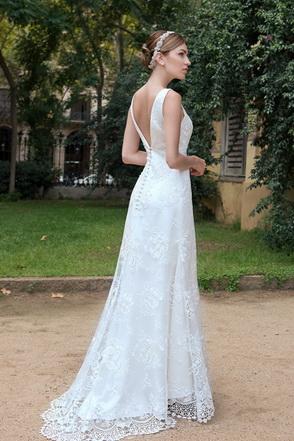 Vestit de núvia Ágata by L'AVETIS