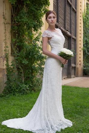 Vestit de núvia Athena-Linda by L'AVETIS