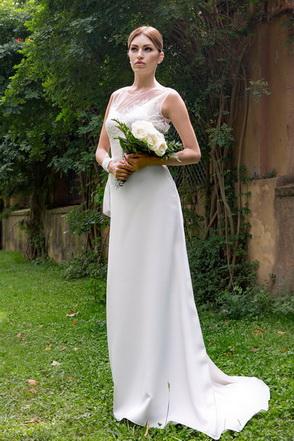 Vestit de núvia Mellisa-Ksenia by L'AVETIS