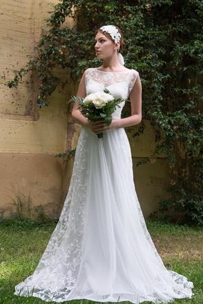 Vestit de núvia Michele-Ksenia by L'AVETIS