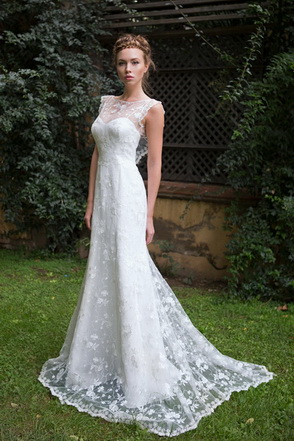 Vestit de núvia Miranda-Mila by L'AVETIS