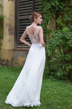 Vestit de núvia Stephanie by L'AVETIS