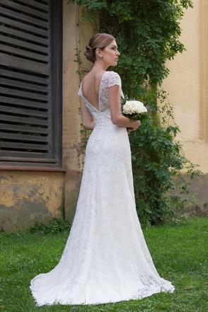 Wedding dress Athena-Linda by L'AVETIS