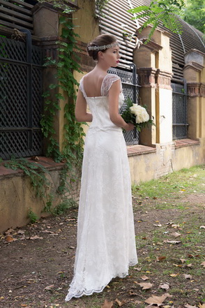 Wedding dress Cameron by L'AVETIS