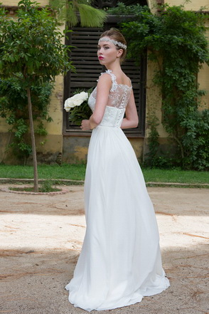 Wedding dress Ekaterina by L'AVETIS