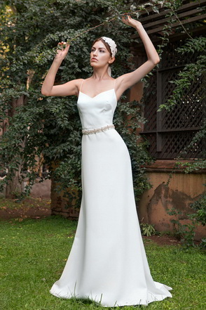 Wedding dress Ksenia by L'AVETIS