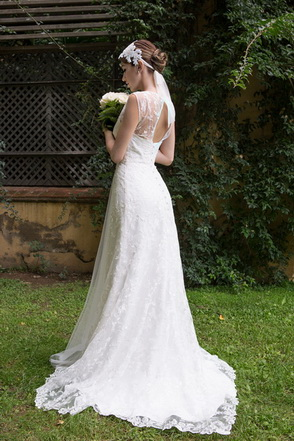 Wedding dress Michele-Ksenia by L'AVETIS