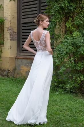 Wedding dress Stephanie by L'AVETIS