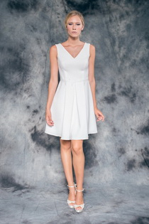 Vestido de novia Annette by L'AVETIS