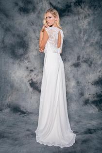 Vestido de novia Beatriz by L'AVETIS
