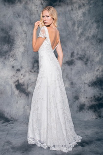 Vestido de novia Catherine by L'AVETIS