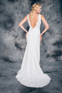 Vestido de novia Taylor by L'AVETIS
