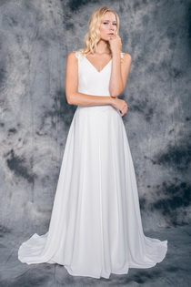 Vestidos de novia zara