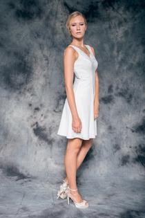 Vestit de núvia Alba by L'AVETIS