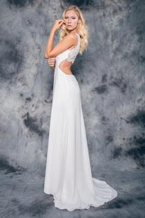 Vestit de núvia Angelina by L'AVETIS