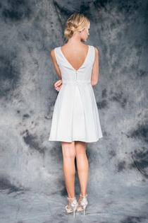 Vestit de núvia Annette by L'AVETIS