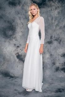 Vestit de núvia Elisabeth by L'AVETIS