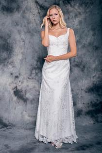 Vestit de núvia Maria by L'AVETIS