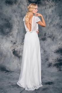 Vestit de núvia Marta by L'AVETIS