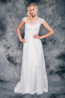 Vestit de núvia Shayk by L'AVETIS