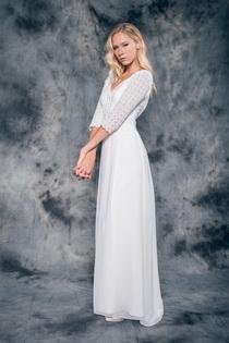 Vestit de núvia Violette by L'AVETIS