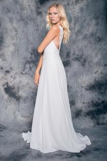 Vestit de núvia Zara by L'AVETIS