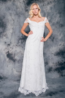 Wedding dress Catherine by L'AVETIS
