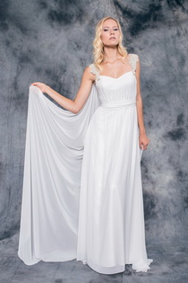 Wedding dress Chloe by L'AVETIS