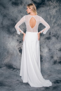 Wedding dress Elisabeth by L'AVETIS