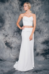 Wedding dress Miami by L'AVETIS