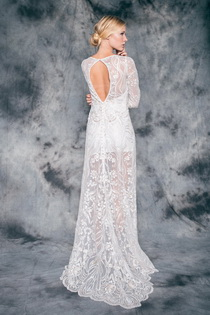 Wedding dress Miley by L'AVETIS