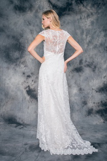 Wedding dress Shayk by L'AVETIS