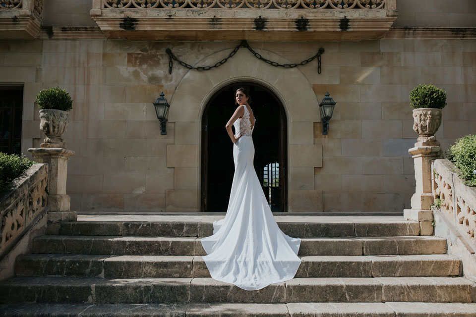 Vestido de novia alma by L'AVETIS