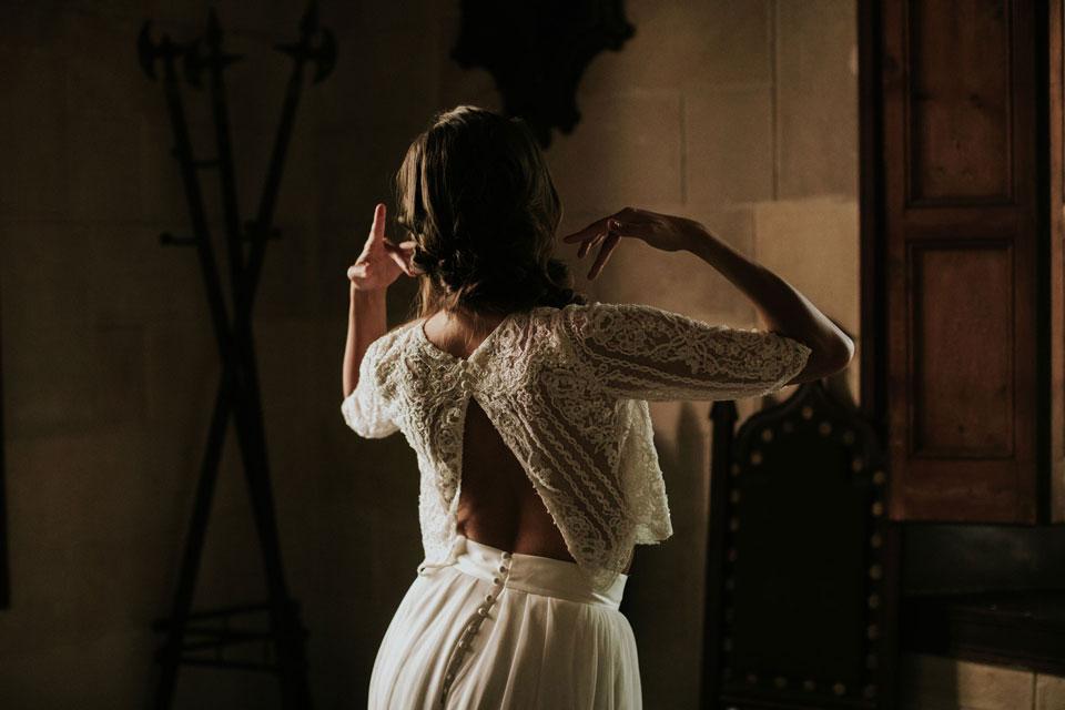 Vestido de novia audrey by L'AVETIS