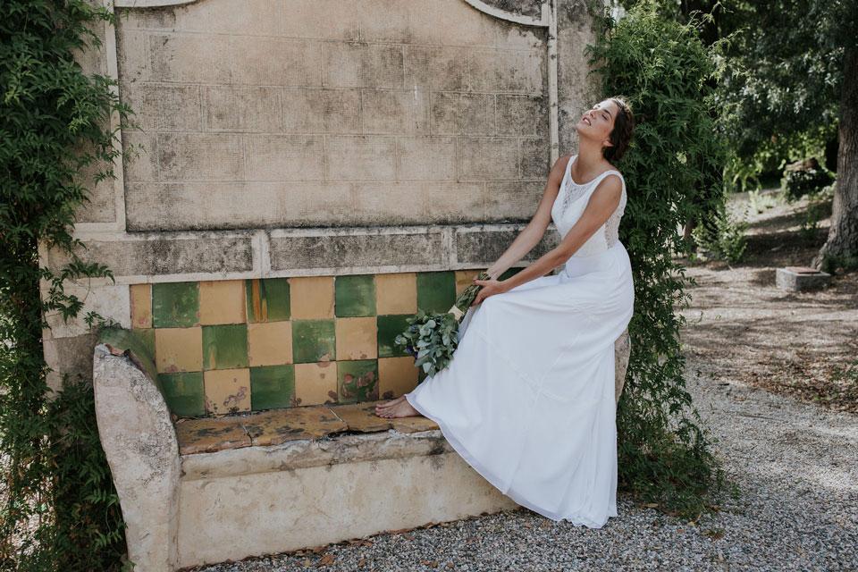 Vestido de novia aylen by L'AVETIS