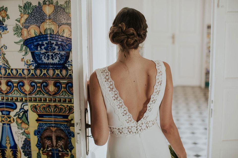 Vestido de novia camila by L'AVETIS