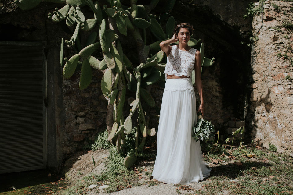 Vestido de novia carolina-liliana by L'AVETIS