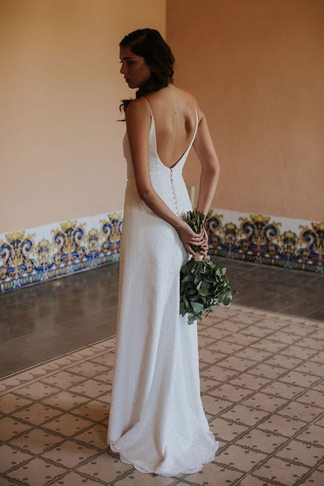 Vestido de novia carolina by L'AVETIS