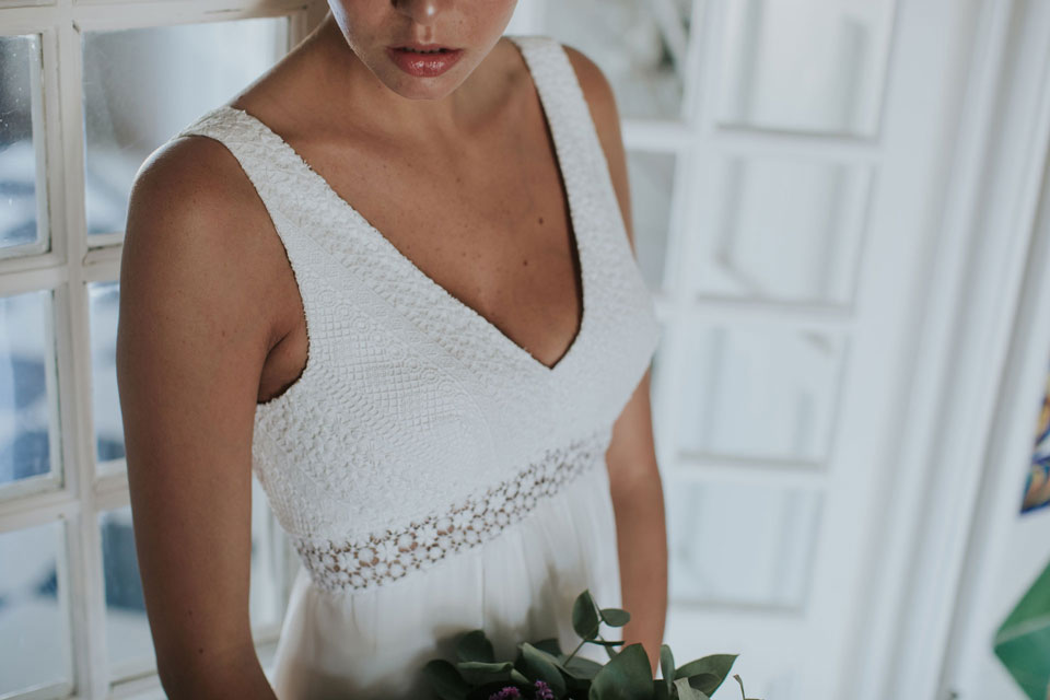 Vestido de novia casandra by L'AVETIS