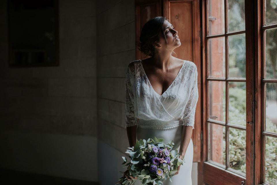 Vestido de novia corina by L'AVETIS