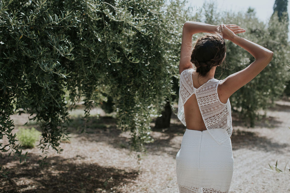 Vestido de novia florencia by L'AVETIS
