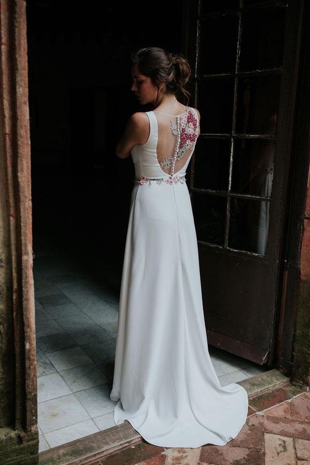 Vestido de novia grace by L'AVETIS