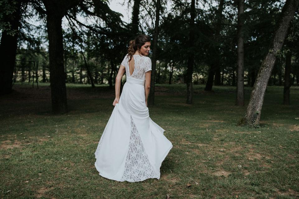 Vestido de novia greta by L'AVETIS