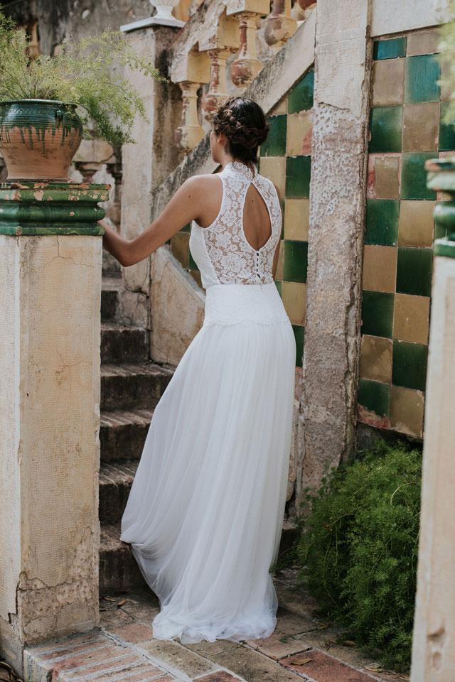 Vestido de novia liliana by L'AVETIS